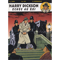 Harry Dickson (4) - Le royaume introuvable