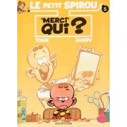 Le petit Spirou (5) - Merci qui