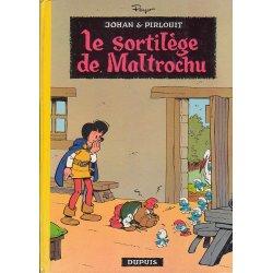 Johan et Pirlouit (13) - Le sortilège de Maltrochu (2)