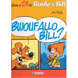 Boule et Bill (24) - Bwouf allo Bill