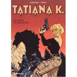 Tatiana K (1) - La boite de pandore