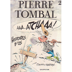 Pierre Tombal (2) - Histoires d'os
