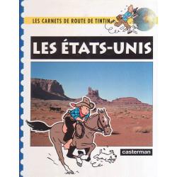 Les carnets de route de Tintin (5) - Les Etats-Unis