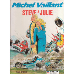 Michel Vaillant (44) - Steve et Julie