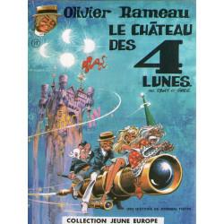 Olivier Rameau (3) - Le château des 4 lunes