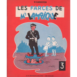 Les farces de Mr Lambique (3) - Les farces de Mr Lambique