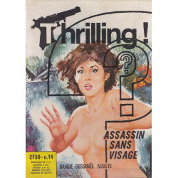 Thrilling (14) - Assassin sans visage