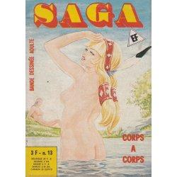 Saga (13) - Corps à corps