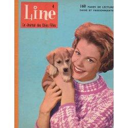 Recueil Line (4) - Line le journal des chics filles