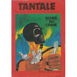 Tantale (1) - Echec au crime