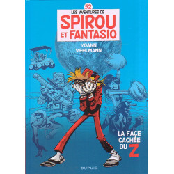 Spirou (52) - La face cachée du Z