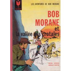 Bob Morane (7) - Bob Morane et la vallée des crotales