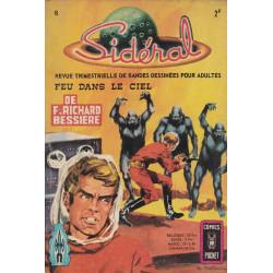 Sidéral (7) - 20 pas dans l'inconnu