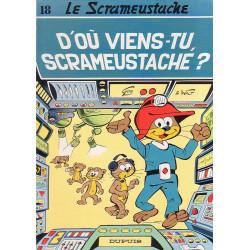Le Scrameustache (18) - D'où viens-tu Scrameustache