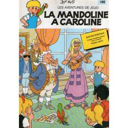 Les aventures de Jojo (166) - La mandoline a Caroline