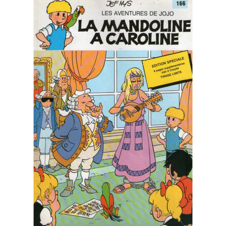 1-les-aventures-de-jojo-166-la-mandoline-a-caroline