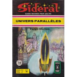 Sidéral (61) - Rideau magnétique