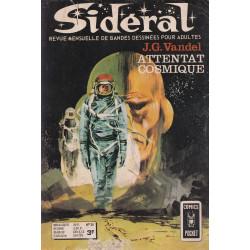 Sidéral (31) - Infernale menace