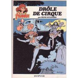 Franka (3) - Drôle de cirque