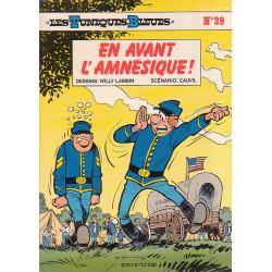 Les Tuniques Bleues (29) - En avant l'amnésique