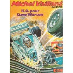 Michel Vaillant (34) - KO pour Steve Warson