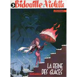 Bidouille et Violette (3) - Hislaire - La reine des glaces