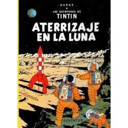 Tintin - Aterrizaje en la luna