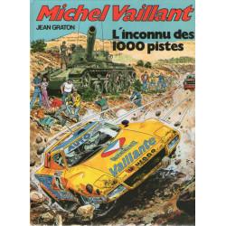 Michel vaillant (37) - L'inconnu des 1000 pistes
