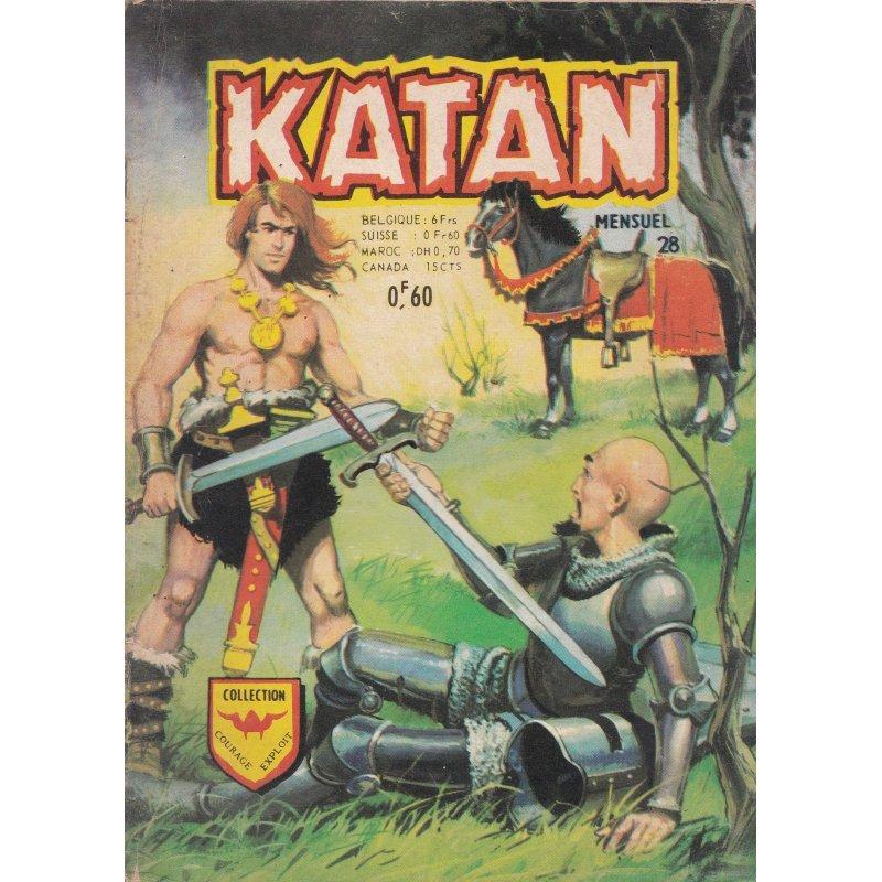 Katan (28) - Les faucons de la mer