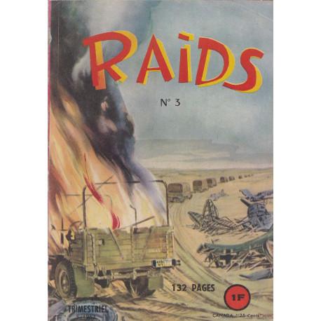Raids (3) - Héros des sables