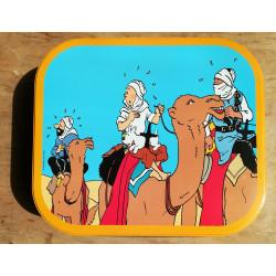 Tintin (Boite Delacre) - Le crabe aux pinces d'or