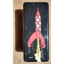 Tintin (Boite Delacre) - La fusée lunaire