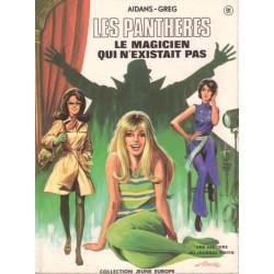 Les Panthères (1) - Le magicien qui n'existait pas