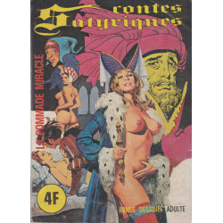 Contes satyriques (2) - La pommade miracle