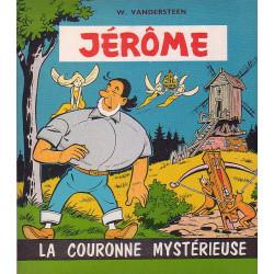Jérôme (2) - La couronne mystérieuse