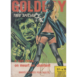 Goldboy (11) - Aventure en Amazonie