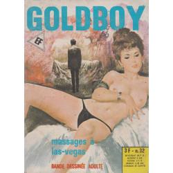 Goldboy (42) - Le favori de la pétroleuse