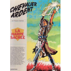 Chevalier Ardent (5) - La harpe sacrée