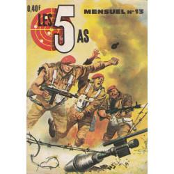 Les 5 as (11) - L'étrange machine