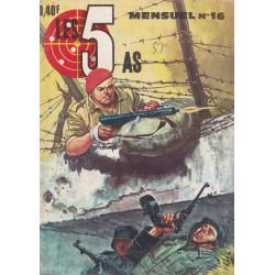 Les 5 as (15) - Opération démolition