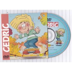 Cédric (HS) - Disque DVD