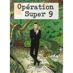 Pub et BD - Opération super 9