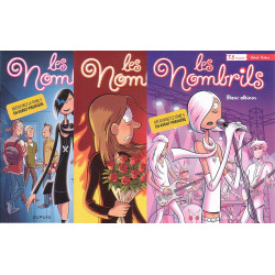 Les nombrils (5) - Un couple d'enfer
