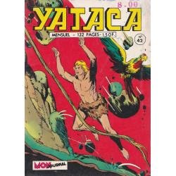 Yataca (42) - L'envoyé des dieux