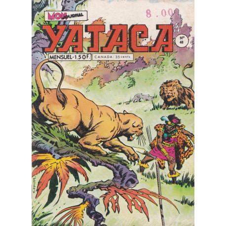 Yataga (47) - Le lion fou