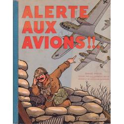 Alerte aux avions (1) - Alerte aux avions