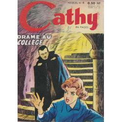 Cathy (4) - Drame au collège