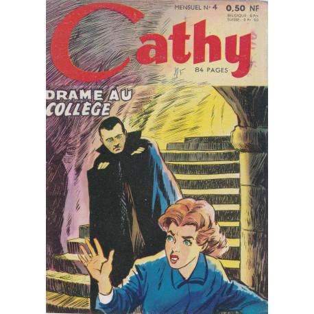 Cathy (25) - Le contrebandier d'un autre âge