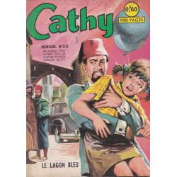 Cathy (33) - Le lagon bleu