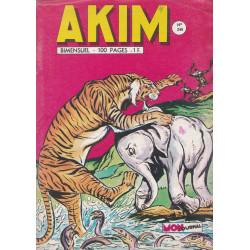 Akim (246) - Le lac aux murènes